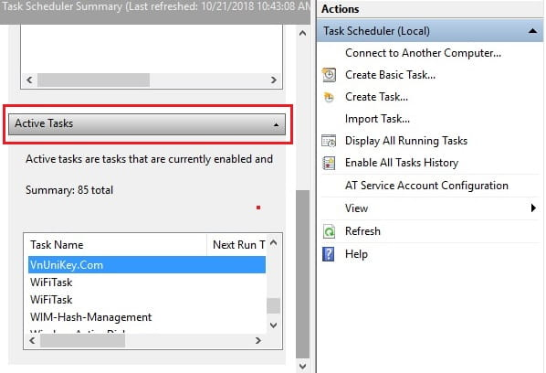 Cách tự động luôn chạy Unikey bằng quyền Admin 10