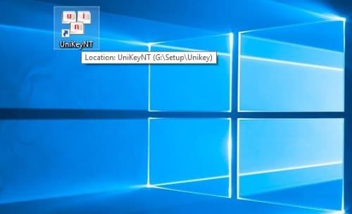 cách khởi động Unikey cùng với Windows 1