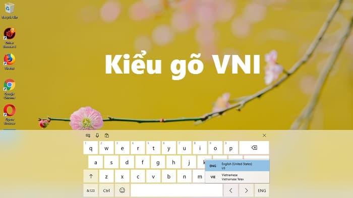 Cách gõ VNI, hướng dẫn học kiểu gõ VNI đánh tiếng Việt có dấu